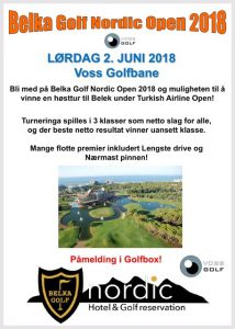 Belka Golf Nordic Open