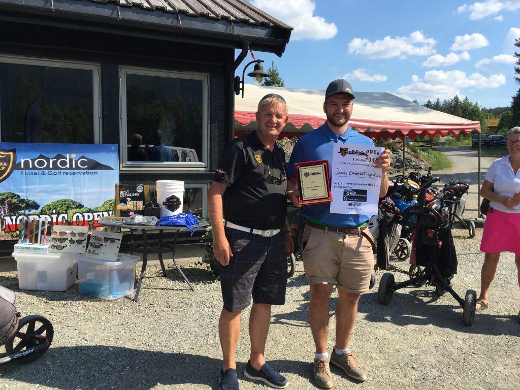 Resultatliste, Belka Golf Nordic Open