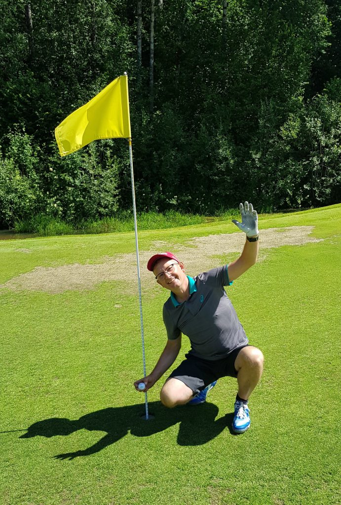 Nye Hole in One på Voss Golf!