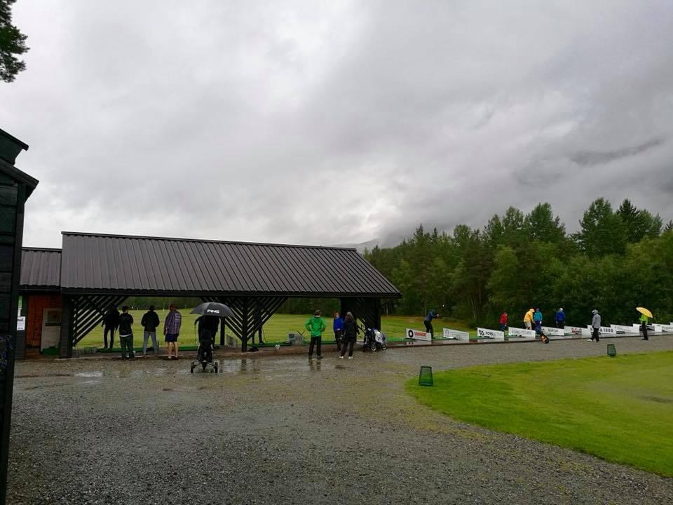 Åpen dag, og nytt Vegen til golf kurs🏌️♂️