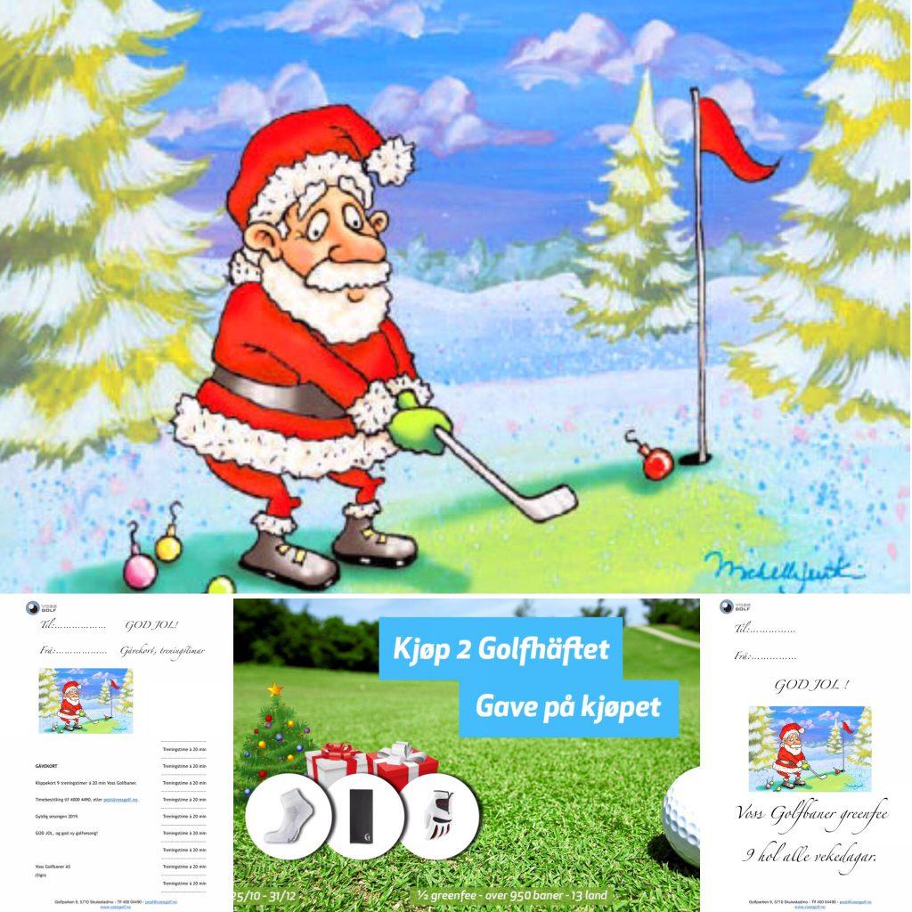 Voss Golf jolegåver🎅