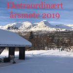 Ekstra-ordinært årsmøte 2019
