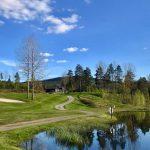 Voss Golf i dag☀️, og flagg turnering 17.mai🏌️♀️🇳🇴