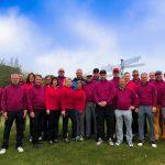 Voss Golf Englands tur 2019