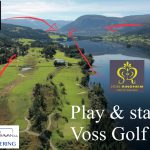 Hotellpakker Voss Golf🏌️‍♀️