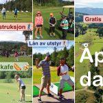 Åpen dag på golfbanen!🏌️♀️