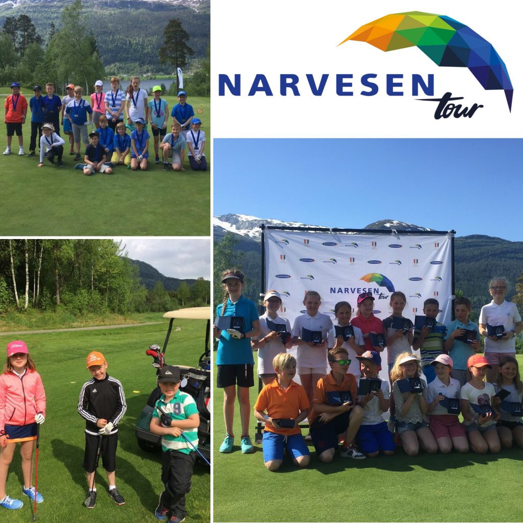 Narvesen Tour weekend🏌️‍♂️