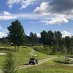 Nyheter på golfbanen