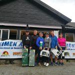 Resultat Vossa mesterskapet Seimen Open - par