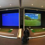 Gratis junior trening i golf simulator