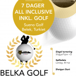 Belka Golf Nordic Open 2020🏆
