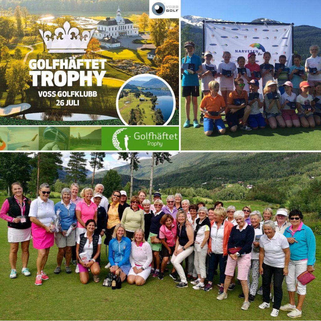 Velkommen til golf på Voss!😎