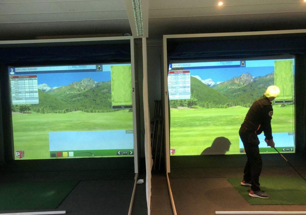 Simulator åpning og tidligtilbud